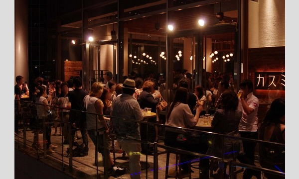 【酒フェス】クラフトビール10種類飲み放題!フード食べ放題!の期間限定ビアガーデン開催@青山 イベント画像3