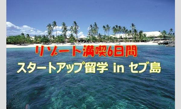学んで、遊んで!アジアでも特に人気のあるセブ島に6日間スタートアップ留学!