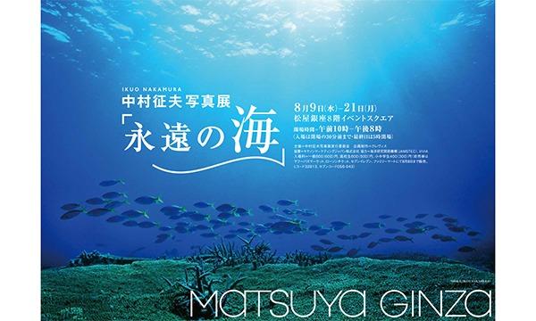 中村征夫 写真展 「永遠の海」 イベント画像1