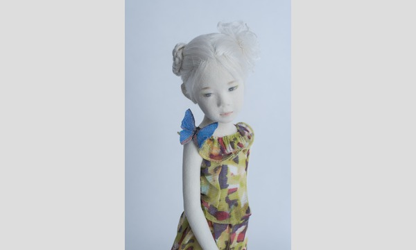 パリ凱旋・傘寿記念 与勇輝展 創作人形の軌跡 イベント画像3