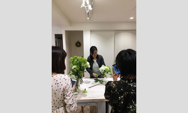 BREAD&FLOWER Xmasワークショップ ①休日クラス イベント画像3
