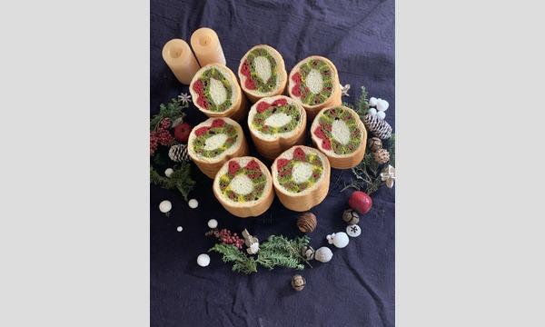 クリスマスリースのイラストパン イベント画像1
