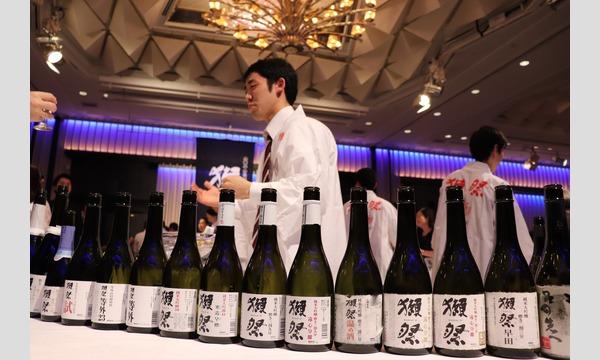 旭酒造株式会社の札幌 獺祭の会2019イベント
