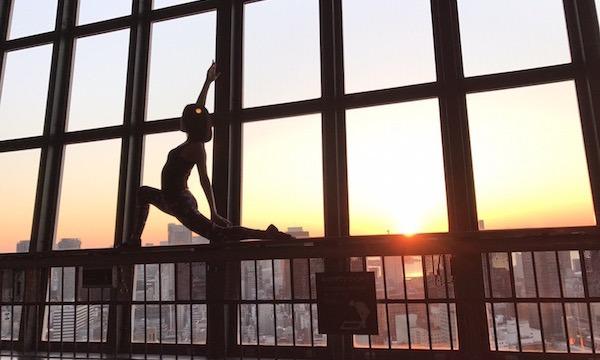 ASAYOGA東京タワー大展望台貸切 オーガニック軽食付き イベント画像1