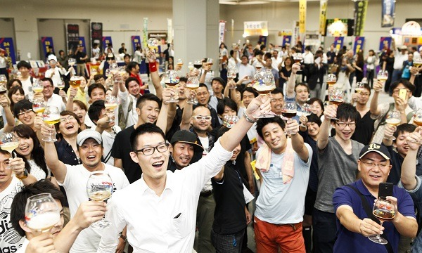 ジャパン・ビアフェスティバル実行委員会のビアフェス大阪2016イベント