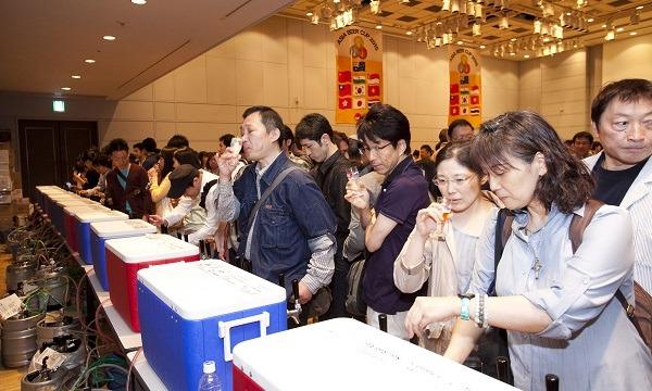 審査終了ビール感謝試飲会・JGBA2019 イベント画像3