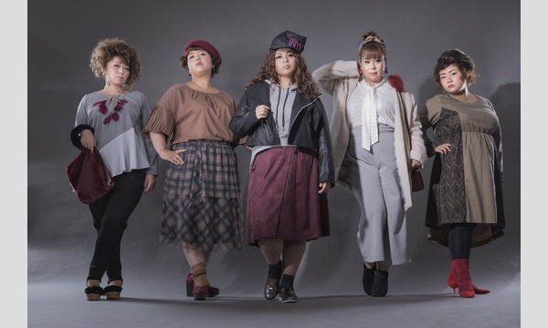 TOKYO GLAMOROUS POCCHARI COLLECTION 2017 A/W イベント画像1
