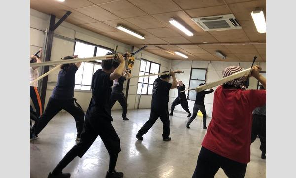 【長野支部オープン!】中世西洋剣術体験レッスン in 長野市 イベント画像3