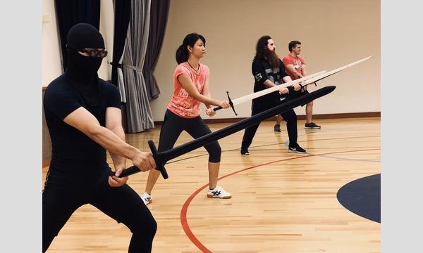 5/11 騎士道剣術 特別体験レッスンin 仙台 イベント画像2