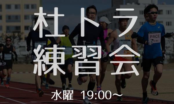 【杜トラ練習会】10km変化走 イベント画像1