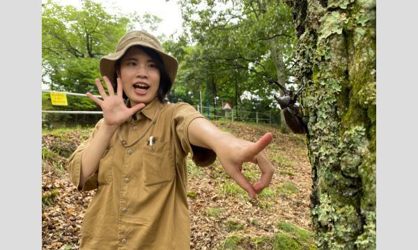 【8/6(金)公演】カブトムシ狩り体験イベント「カブトムシ探検隊」 イベント画像1