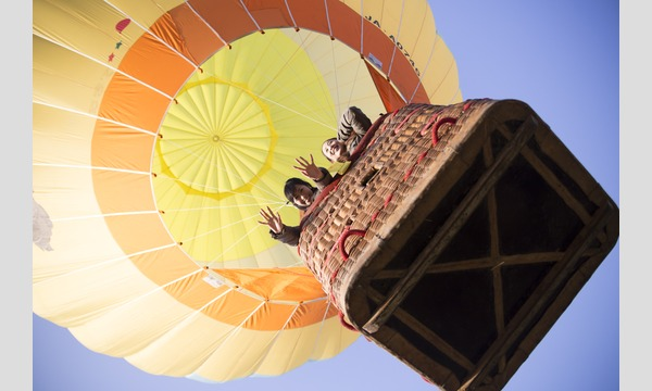 熱気球体験 BalloonWorkshop イベント画像3