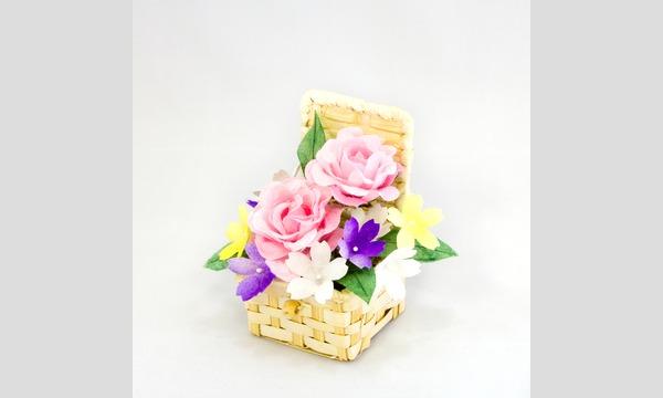 まゆの花でフラワーアレンジメント in新潟イベント